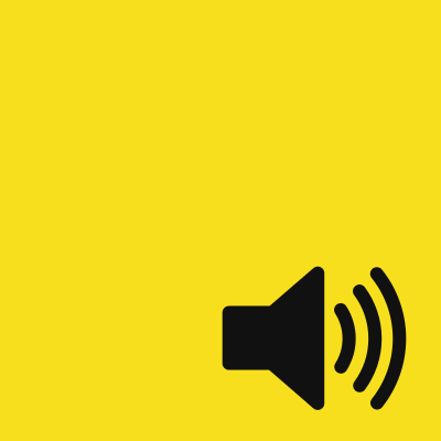 Web Audio logo