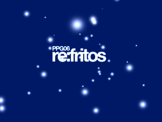 ppg06: refritos