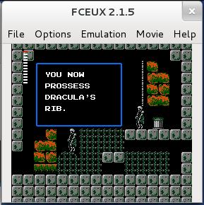nes emulators for linux